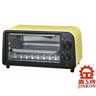 晶工牌9公升雙旋鈕電烤箱(JK-609)