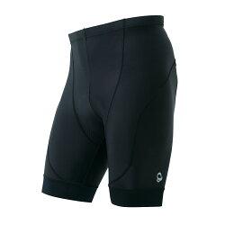 【7號公園自行車】日本 PEARL IZUMI 220-3D-5  男3D涼感抗UV短車褲(黑邊)