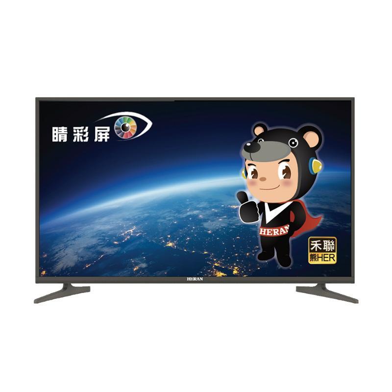 【迪特軍3C】禾聯 HERAN 434K-C1 43型 4K 液晶顯示器 附視訊盒