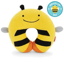美國SKIP HOP 可愛動物園頸枕_小蜜蜂