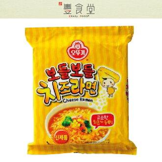【異國泡麵】NICHKHUN 代言 韓國不倒翁 起司拉麵 115g/單包