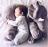 可愛大象抱枕 嬰兒枕頭 安撫療癒系 兒童抱枕 【AN SHOP】 - 限時優惠好康折扣