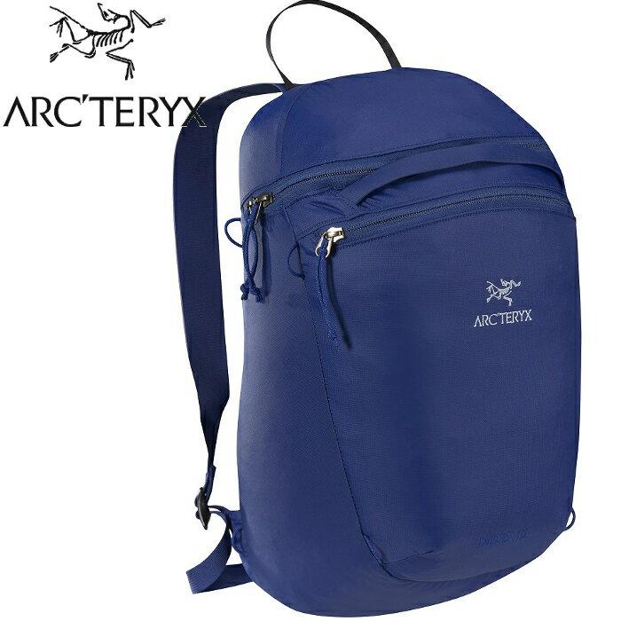 Arcteryx 始祖鳥 Index 15 登山攻頂包/後背包/輕量220g可反收 18283 神秘藍
