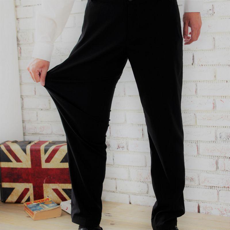 紳士商務彈性西褲