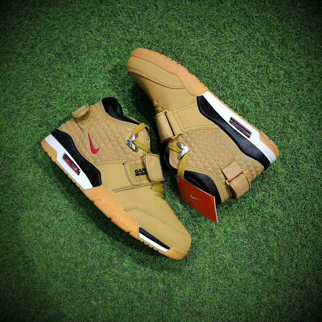 Nike Air Trainer Victor Cruz 土黃 男款