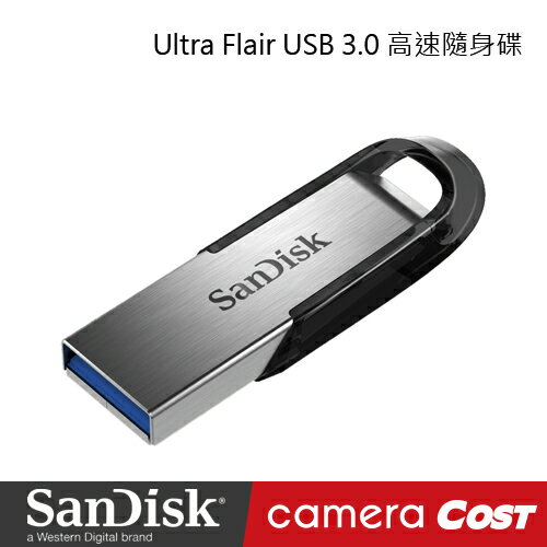 SanDisk CZ73 Ultra Flair USB 3.0 16G 高速隨身碟(公司貨)
