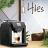 送咖啡豆【義大利Hiles全自動咖啡機】義式咖啡機 咖啡壺 磨豆機 咖啡杯 研磨咖啡機 美式咖啡機【AB244】 0