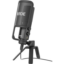 【新博攝影】RODE NT-USB 麥克風 (正成公司貨) (RDNTUSB)