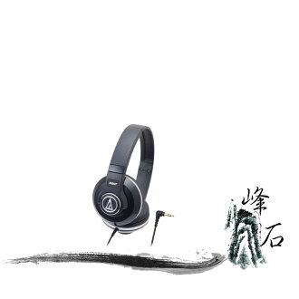樂天限時促銷!平輸公司貨 日本鐵三角 ATH-S500 黑色 攜帶式耳機