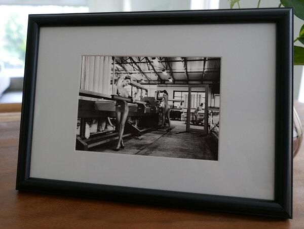 聚鯨Cetacea﹡Art【KLFZ-1134】factory工廠fashion時尚畫框相框