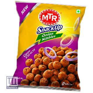 Mtr Onion Nibbles印度Onion Nibbles休閒點心