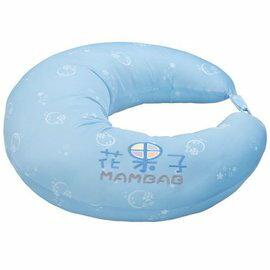 夢貝比花果子系列乳膠枕-好夢熊花果子系列媽媽樂活枕SF-3088(藍色)890元【美馨兒】