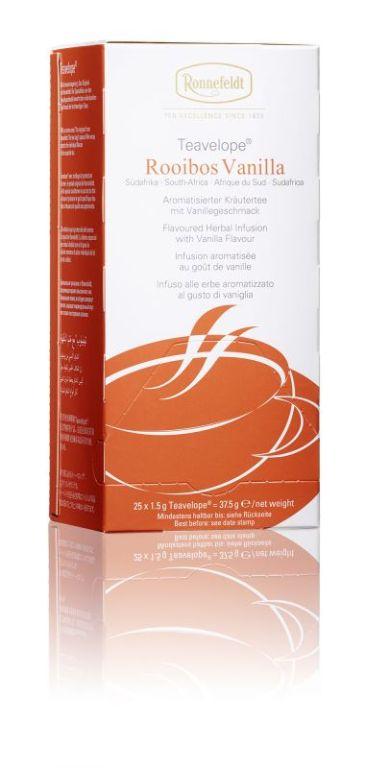 德國Ronnefeldt Teavelope®15080 (買一送一)香草國寶茶 南非茶  博士茶 茶包▶全館滿499免運