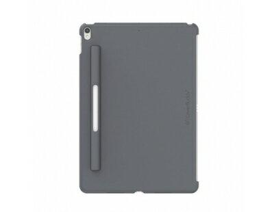 SwitchEasy CoverBuddy iPad Pro 10.5 背蓋 - 深灰色(含可拆式Apple Pencil 筆夾)