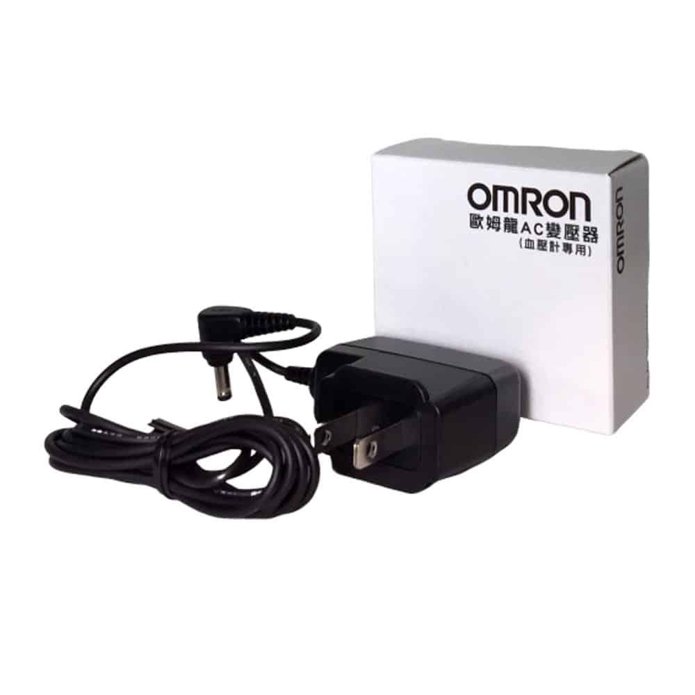 OMRON 歐姆龍血壓計專用 原廠變壓器+愛康介護+ 1