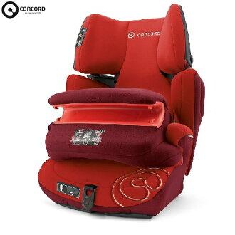 德國【CONCORD】 Transformer Pro 汽車安全座椅(紅色)
