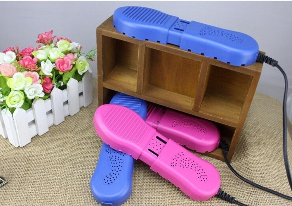 乾衣機寢室烤鞋器自動烘鞋器自動吹風冬季家居通用省電家用乾衣機宿棉鞋 年貨節預購