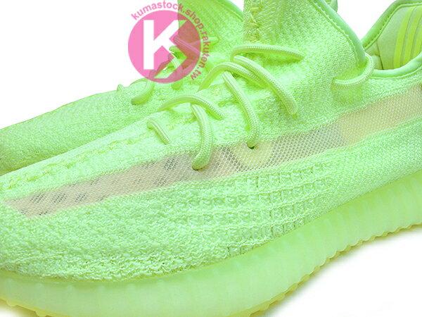 2019 最新 超限量 嘻哈歌手 Kanye West 設計 adidas YEEZY BOOST 350 V2 GID GLOW IN THE DARK 螢光綠 夜光底 PRIMEKNIT 飛織鞋面 ZEBRA SPLV-350 (EG5293) ! 2