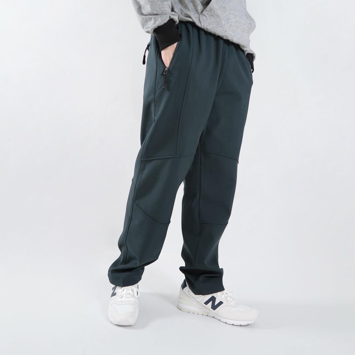 保暖厚刷毛軟殼褲 防風防潑水透氣保暖衝鋒褲 保暖褲 內裡刷毛褲 休閒長褲 黑色長褲 WARM THICK FLEECE LINED SOFTSHELL PANTS OUTDOOR PANTS (321-356-08)深藍色、(321-356-21)黑色、(321-356-22)藍綠色 腰圍M L XL 2L(28~40英吋) [實體店面保障] sun-e 6