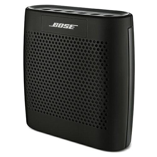 【隔日出貨】Bose SoundLink Color 無線迷你藍牙揚聲器 (黑色)