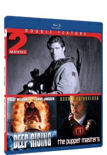 Deep Rising / The Puppet Masters (Double Feature) [Blu-ray] 4ae93831baf474b7a0ae093a3c242b7e