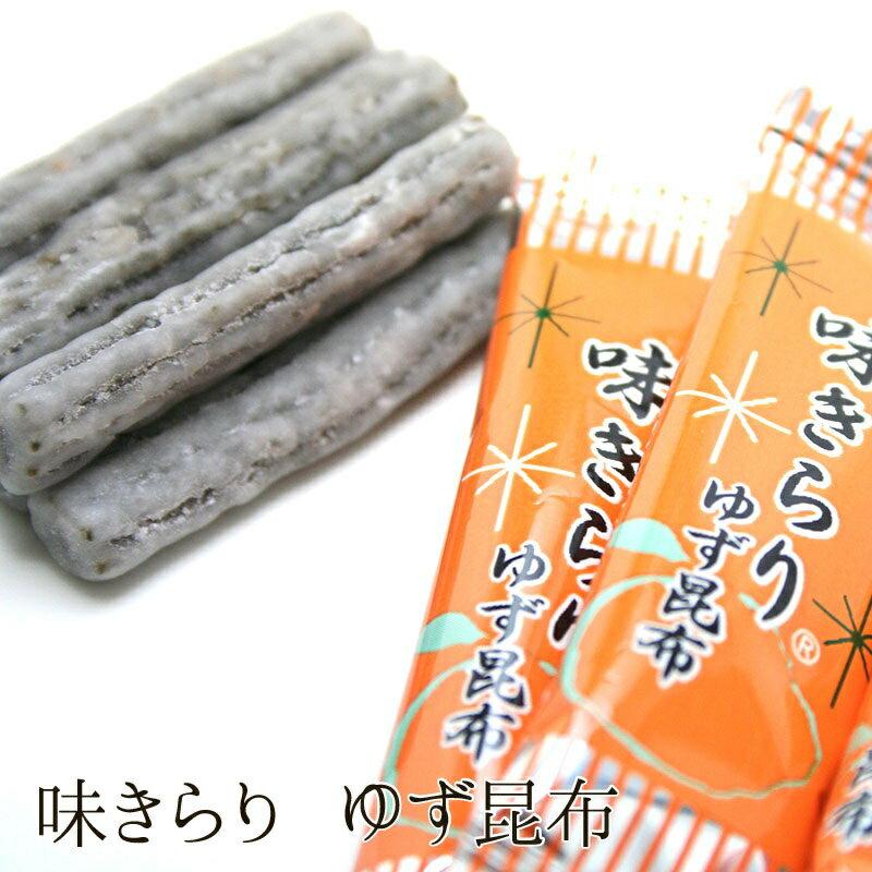 [日本直送]北海道醇柚子風磯昆布-5枚入 3gX5枚