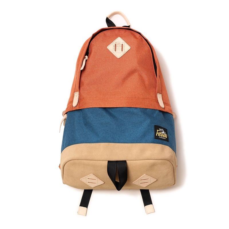 ├登山樂┤Filter017 Freely daypack後背包-橘+湖水綠 # 15SSF017BG01OR00