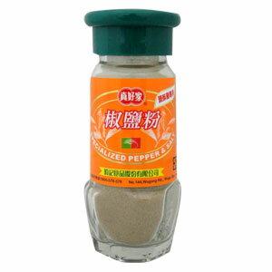 真好家 椒鹽粉(綠瓶) 50g
