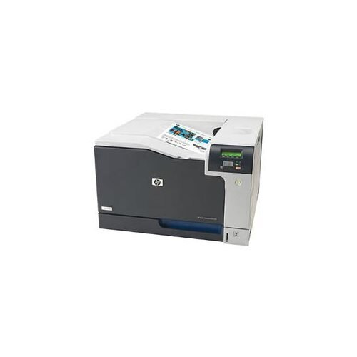 HP LaserJet CP5220 CP5225DN Laser Printer - Color - 600 x 600 dpi Print - Plain Paper Print - Desktop - 20 ppm Mono / 20 ppm Color Print - 350 sheets Standard Input Capacity - 75000 Duty Cycle - Automatic Duplex Print - LCD 1
