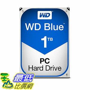 106美國直購  WD Blue 1TB SATA 6 Gb  s 7200 RPM 6