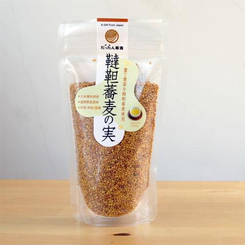 韃靼蕎麥粒/120克-日本烘焙保留蘆丁營養,香脆可口的全穀健康零嘴 0