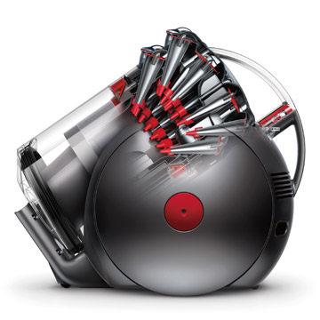 <br/><br/>  (買大送小組合) Dyson Cinetic Big Ball CY22 圓筒式吸塵器 (銀紅)恆隆行公司貨<br/><br/>