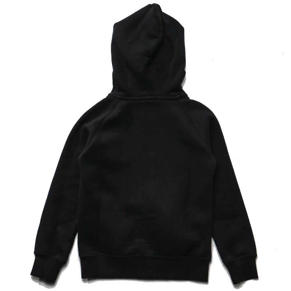 【❤️抗疫起來❤️滿額現折$200】NIKE JORDAN 黑 白LOGO 刷毛 連帽 外套 大童 (布魯克林) JDBZH6476023