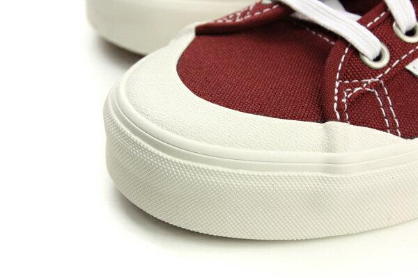 VANS 運動鞋 紅色 男女鞋 72065606 no479 5