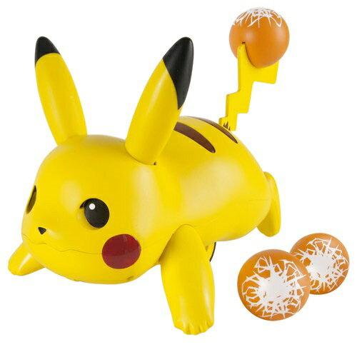 X射線【C185794】寶可夢-十萬伏特皮卡丘,兒童玩具/卡通玩具/兒童禮物/塑膠玩具/安全玩具/神奇寶貝
