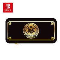 紅心款【日本正版】航海王 Switch 防震 收納包 主機收納包 主機包 海賊王 任天堂 Nintendo - 907473