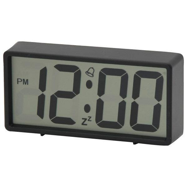 數位掛置兩用鐘鬧鐘TW8798BKNITORI宜得利家居