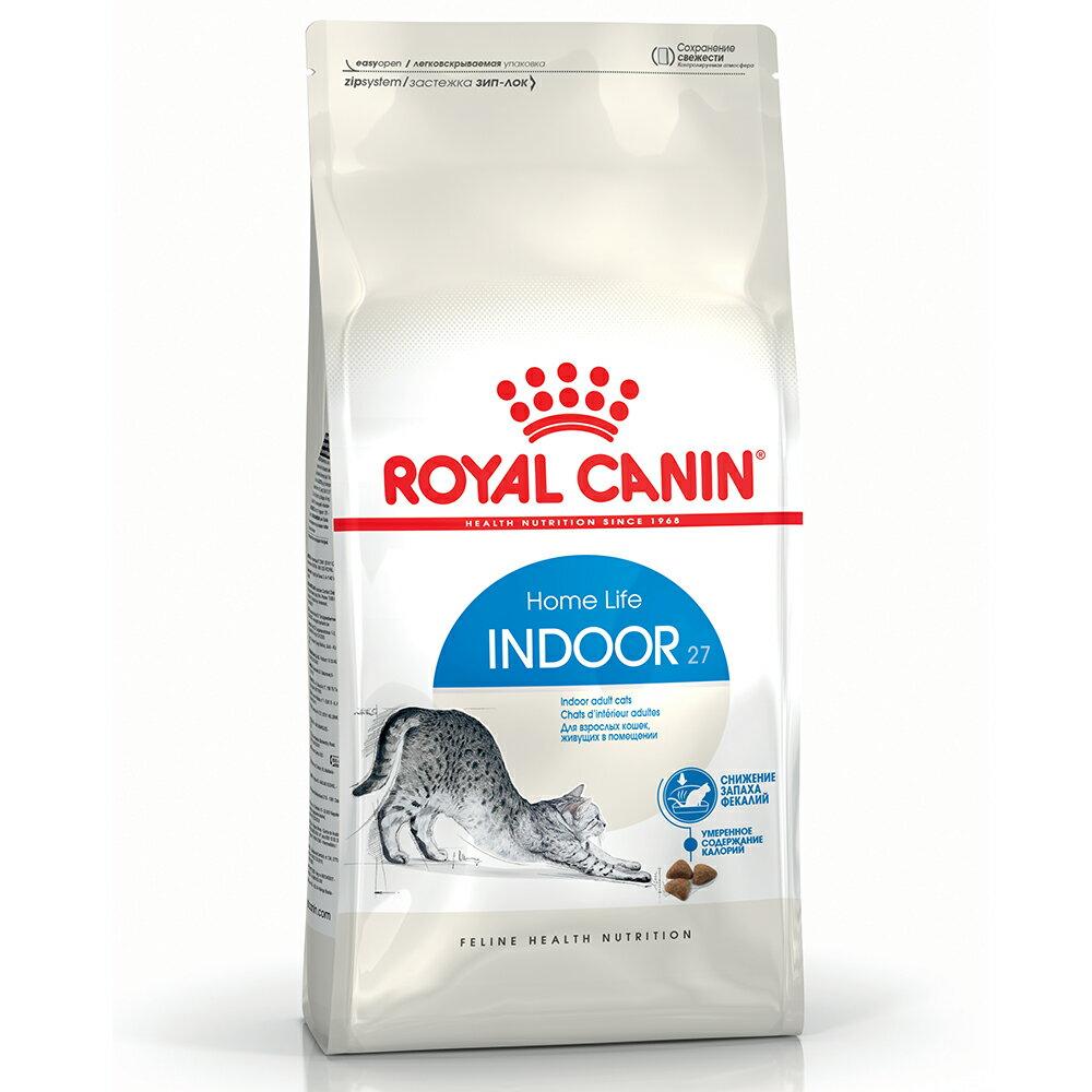 寵物 貓飼料 ROYAL CANIN法國皇家室內成貓IN27