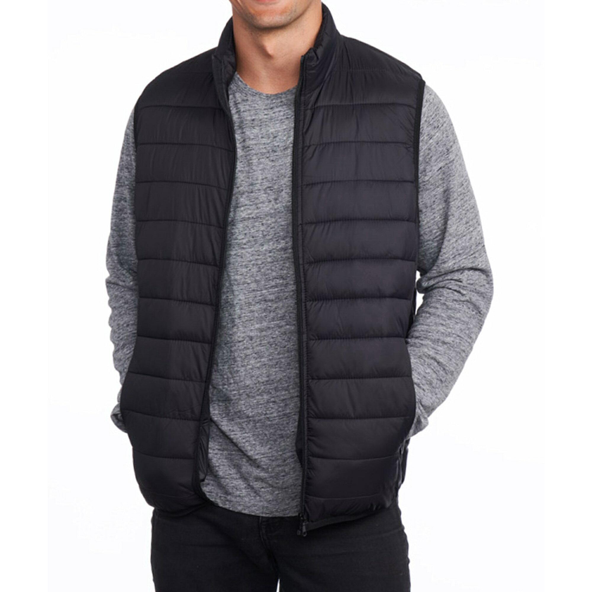 26d87aea7 Alpine Swiss Mens Down Alternative Vest Jacket Lightweight Packable Puffer  Vest