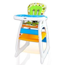 PUKU藍色企鵝 - Magic高腳餐椅 0