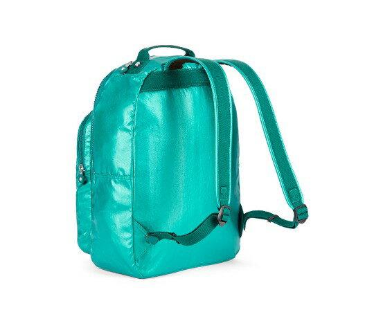OUTLET代購【KIPLING】時尚經典Seoul旅行袋 斜揹包 肩揹包 後揹包 天空藍 1