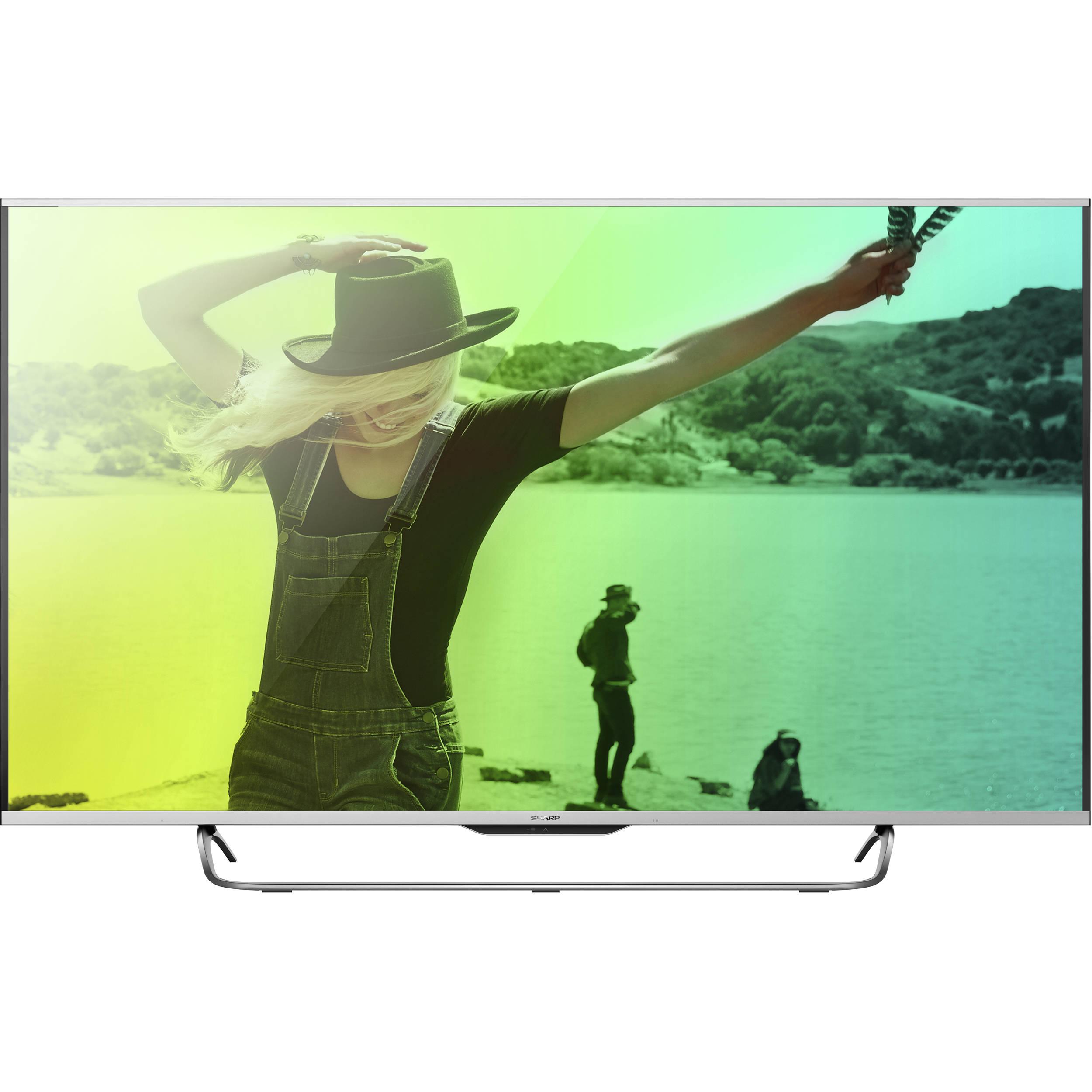 SHARP 夏普 LC-70N7100U 美規LED(4K) 70吋液晶電視(平行輸入) 【零利率】