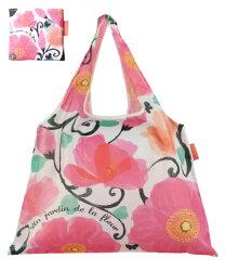 DESIGNERS JAPAN 日本PRAIRIEDOG摺疊購物袋(Anemone) ★2way shopping bag