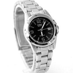 CASIO卡西歐小錶框黑面手錶 質感鐵錶 有保固 柒彩年代【NEC82】原廠公司貨