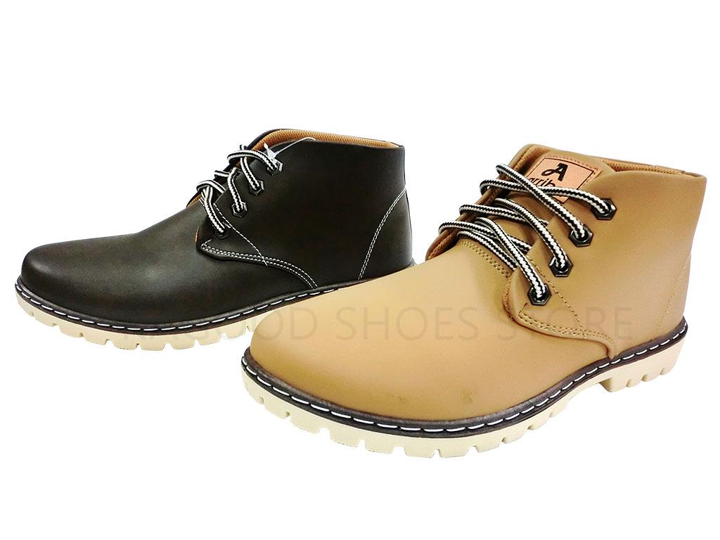 Arriba FA~419  休閒鞋  咖啡色 土黃色款 男鞋