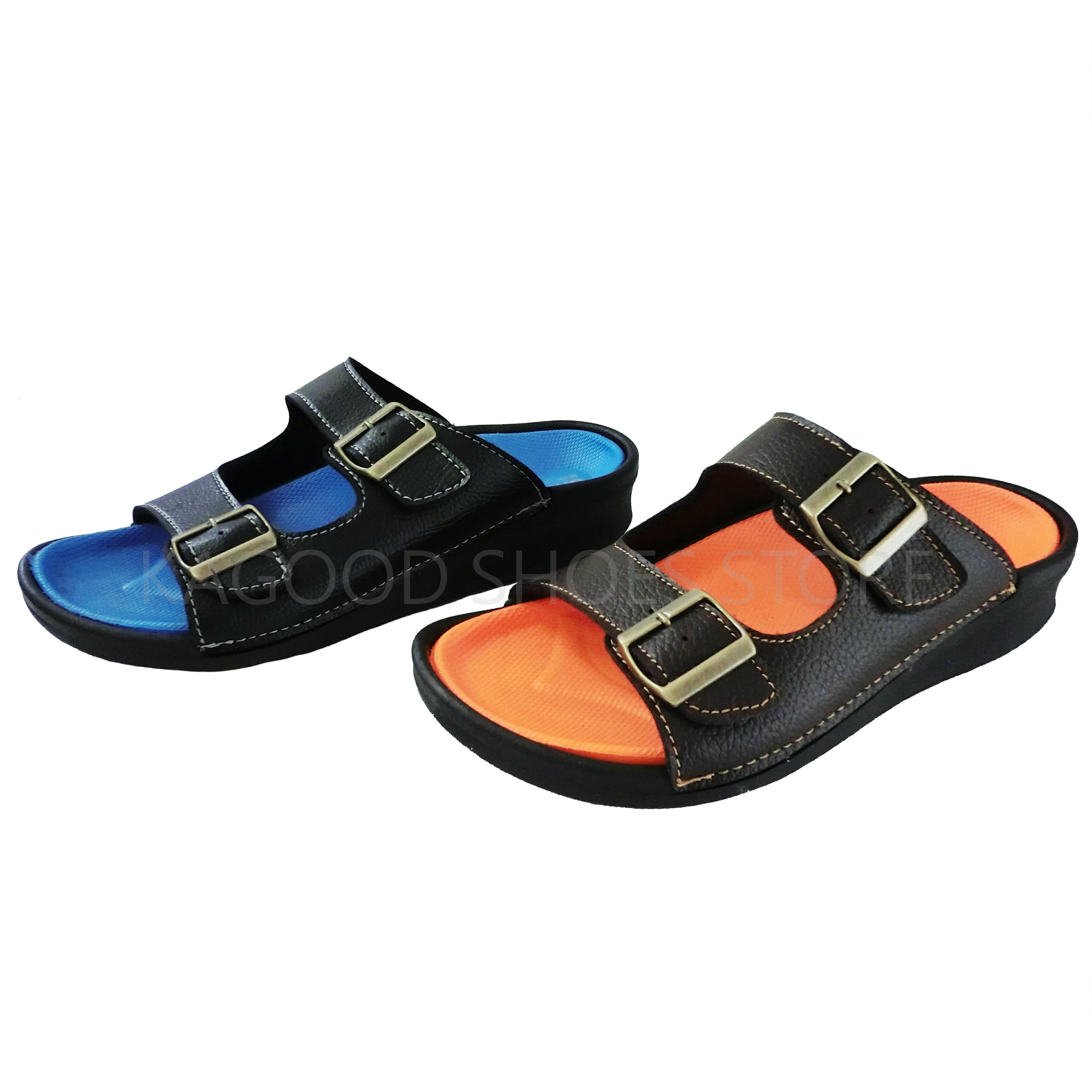 Arriba 61-427 拖鞋 便鞋 咖啡色 / 黑色款 男鞋