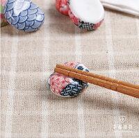 婚禮小物推薦到ZAKKA 陶瓷筷架 日式風格 工藝品 桌上禮 婚禮小物 探房禮 抽獎禮【Bonne Boutique幸福雜貨】