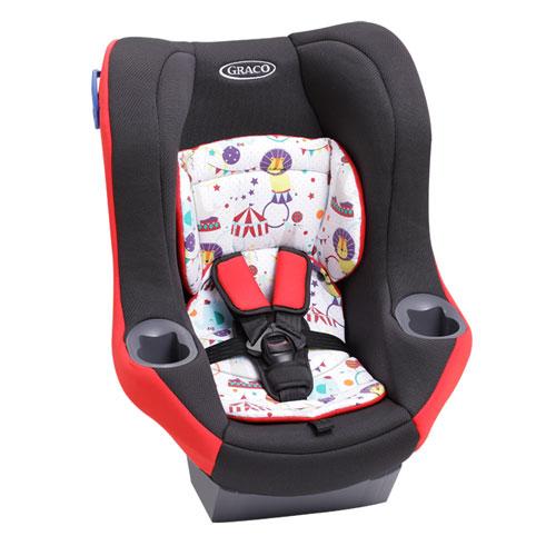 Graco 0-4歲前後向嬰幼兒汽車安全座椅 MYRIDE™-動物樂園【悅兒園婦幼生活館】