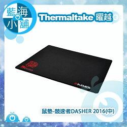 曜越 DASHER MEDIUM電競鼠墊(MP-DSH-BLKSMS-02)