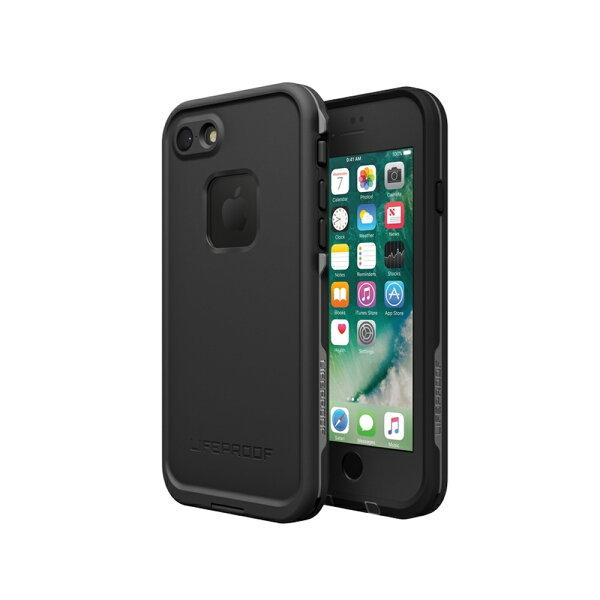 LifeproofiPhone78全方位防水雪震泥保護殼-Fre
